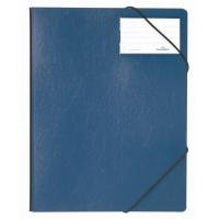 Folder na dok. z gumkami narożnymi 1-150 kartek, PCV, Teczki przestrzenne, Archiwizacja dokumentów