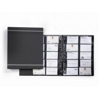 VISIFIX A4, album na 400 wizyt., z przekł. A-Z, wym. kiesz., PCW, Wizytowniki, Drobne akcesoria biurowe