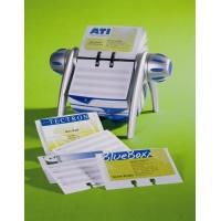 Wkłady do kartoteki obrotowej VISIFIX flip, Wizytowniki, Drobne akcesoria biurowe