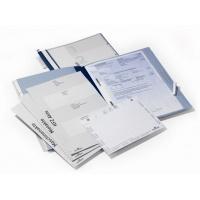 Teczka organizacyjna zawieszana 5-cz (wersja niemiecka), Teczki ofertowe, Archiwizacja dokumentów