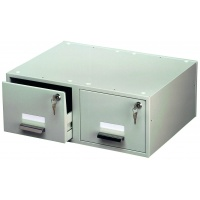 Podwójna kasetka na kartoteki A5 DUO, Miniarchiwa i kartoteki, Archiwizacja dokumentów