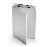 CLIPBOARD A4 L, wykonany z aluminium, z zamknięciem, Clipboardy, Archiwizacja dokumentów