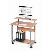Stolik do komputera SYSTEM COMPUTER TROLLEY 80 VH, Biurka, stoły i stoliki, Wyposażenie biura