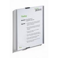 INFO SIGN tabliczka przydrzwiowa A4, 210x297 mm, Identyfikatory, Prezentacja