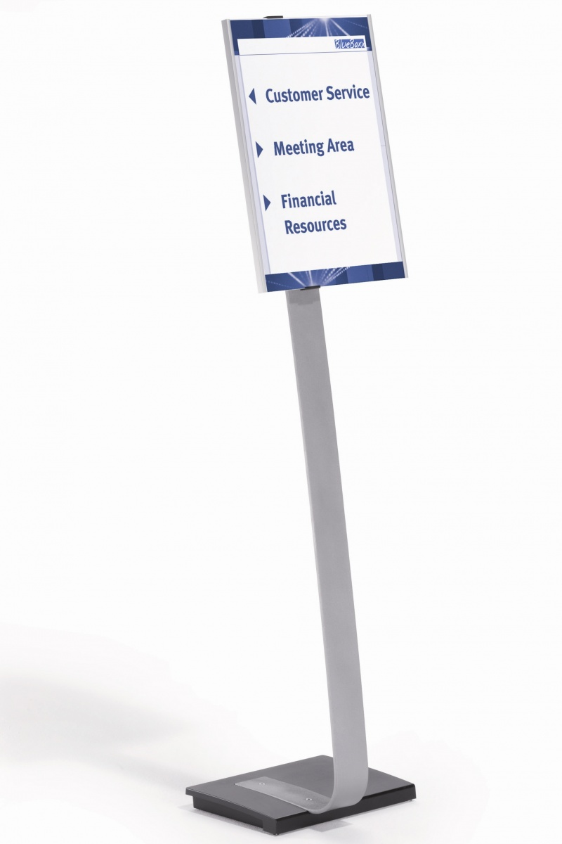 INFO SIGN stand A3 tablica informacyjna A3, Identyfikatory, Prezentacja