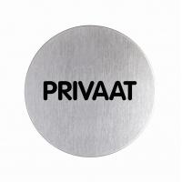 Tabliczka Ø83 'PRIVAT', Tablice, Prezentacja