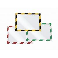 DURAFRAME SECURITY A4 – dwukolorowa, samoprzylepna ramka magnetyczna, Systemy prezentacyjne, Prezentacja