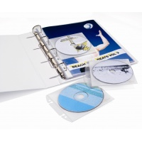 CD COVER EASY, kieszenie na CD. do prod. 5225, 5224, Pudełka i opakowania na CD/DVD, Akcesoria komputerowe