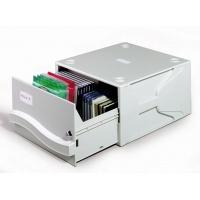 Multimedia BIG BOX II pudełko na 53 CD, Pudełka i opakowania na CD/DVD, Akcesoria komputerowe