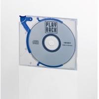 QUICKFLIP STANDARD Etui na CD, Pudełka i opakowania na CD/DVD, Akcesoria komputerowe
