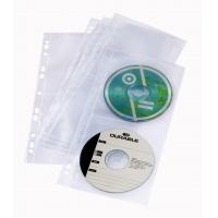 CD/DVD COVER LIGHT S obwoluta na 4 CD, Pudełka i opakowania na CD/DVD, Akcesoria komputerowe