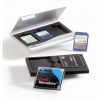 MEMORY CARD BOX etui na karty pamięci, aluminium, Akcesoria do urządzeń mobilnych, Akcesoria komputerowe