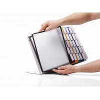 VARIO TABLE 30, zestaw stołowy z 30 panelami A4, Systemy prezentacyjne, Prezentacja