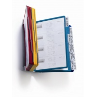 VARIO WALL 20, element ścienny z 20 panelami A4, Systemy prezentacyjne, Prezentacja