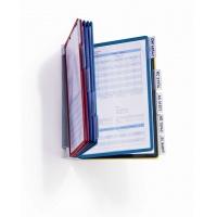VARIO WALL 10, zestaw ścienny z 10 panelami A4, Systemy prezentacyjne, Prezentacja