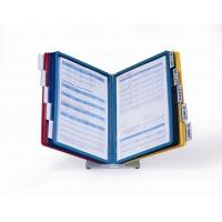 VARIO TABLE 10, zestaw stołowy z 10 panelami A4, Systemy prezentacyjne, Prezentacja