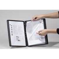 Panele SHERPA® PLUS panele A4 pionowe z możliwością otwarcia, Systemy prezentacyjne, Prezentacja