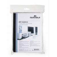 DRY CLEAN 50 ściereczki bezpyłowe, Środki czyszczące, Akcesoria komputerowe