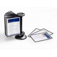 SHERPA® CAROUSEL BASIC 40 moduł obrotowy na 40 paneli A4, Systemy prezentacyjne, Prezentacja