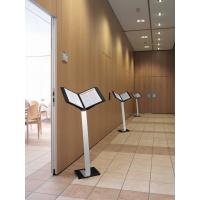SHERPA STAND PRO 10, stojak podłogowy z obrotowym modułem na 10 paneli., Systemy prezentacyjne, Prezentacja