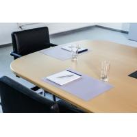 Podkład na biurko przezroczysty 420 x 300 mm, Podkładki na biurko, Wyposażenie biura