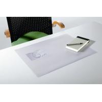 Podkład na biurko przezroczysty 530x400 mm, Podkładki na biurko, Wyposażenie biura