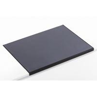 Podkład na biurko z zabezpieczeniem krawędzi, 650x500 mm, Podkładki na biurko, Wyposażenie biura