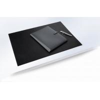 Podkład na biurko, ze skóry, 650x450 mm., Podkładki na biurko, Wyposażenie biura