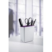Kubek na długopisy Smart Office, Przyborniki na biurko, Drobne akcesoria biurowe