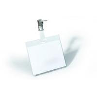 Identyfikator 60x90 mm z klipem, Identyfikatory, Prezentacja
