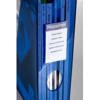 POCKETFIX® samoprzylepna kieszonka wym. wew. 74x32 mm (szer. x wys. ), Etykiety samoprzylepne, Papier i etykiety