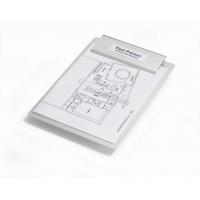 POCKETFIX samoprzylepna kieszonka wym. wew. 100x28 mm (szer. x wys. ), Etykiety samoprzylepne, Papier i etykiety
