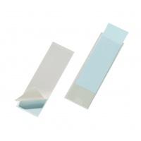 POCKETFIX samoprzylepna kieszonka wym. wew. 125x38 mm (szer. x wys. ), Etykiety samoprzylepne, Papier i etykiety
