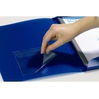 POCKETFIX CD/DVD samoprzylepne etui na płytę CD z klapką, Etykiety samoprzylepne, Papier i etykiety