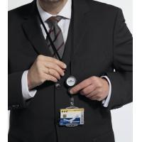 Mechanizm ściągający do identyfikatorów z wyciąganą taśmą tekstylną, Identyfikatory, Prezentacja