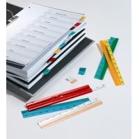 TABFIX samoprzylepne indeksy szer. 200 mm, Etykiety samoprzylepne, Papier i etykiety