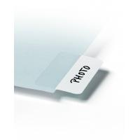 QUICK TAB samoprzylepne jednostronne indeksy, szer. 40 mm, permanentne, Etykiety samoprzylepne, Papier i etykiety