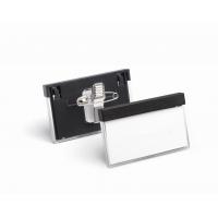 SELECT, identyfikator z kombi-klipem 30 x 60 mm, Identyfikatory, Prezentacja