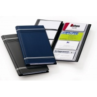 VISIFIX® 96 album na 96 wizytówek, Wizytowniki, Drobne akcesoria biurowe