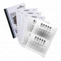 Zestaw identyfikatorów 60 x 90 mm z klipem, Identyfikatory, Prezentacja