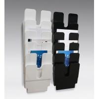 FLEXIPLUS A4 6 pionowych pojemników na dokumenty, kolor biały, Prezentery i sortery, Prezentacja