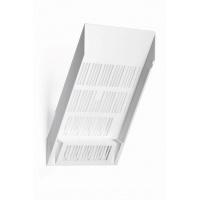 FLEXIBOXX A4 moduł do rozbudowy, pionowy, kolor biały, Prezentery i sortery, Prezentacja