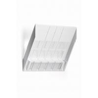 FLEXIBOXX A4 moduł do rozbudowy, poziomy, kolor biały, Prezentery i sortery, Prezentacja