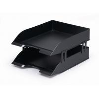 BASIC tacka na dokumenty A4, czarna, Pojemniki na dokumenty i czasopisma, Archiwizacja dokumentów