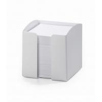 TREND pojemnik z karteczkami, biały, Take a break, Wyposażenie biura