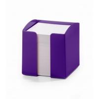 TREND pojemnik z karteczkami, fioletowy, Take a break, Wyposażenie biura