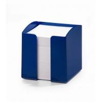 TREND pojemnik z karteczkami, niebieski, Take a break, Wyposażenie biura