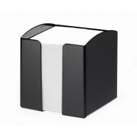 TREND pojemnik z karteczkami, czarny, Take a break, Wyposażenie biura