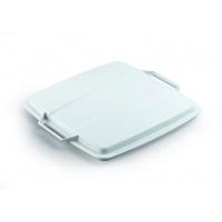 DURABIN LID 90 pokrywa do pojemnika 90 l, biały, Kosze plastik, Wyposażenie biura