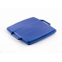 DURABIN LID 90 pokrywa do pojemnika 90 l, niebieski, Kosze plastik, Wyposażenie biura